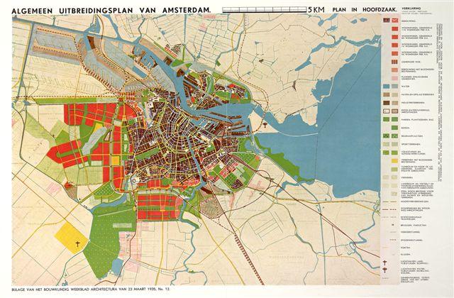 Algemeen Uitbreidingsplan van Amsterdam
