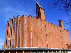 Opstandingskerk 'De Kolenkit', Slotermeer