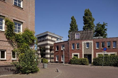 Slotermeer - neotradionalistische wijk, ontwerp Rob Krier