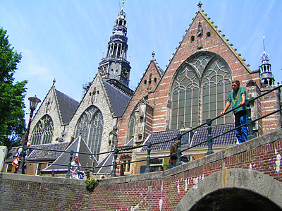 Oude Kerk, Amsterdam 