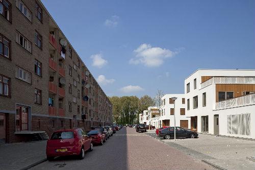 Nieuw nieuw west architectuur amsterdam - Expressionistische architectuur ...
