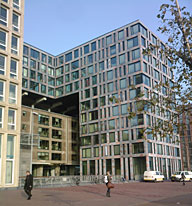 Amsterdam-Oost, gebouw Afrika