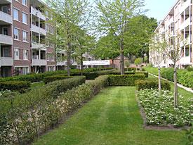 Strokenbouw Bos en Lommer
