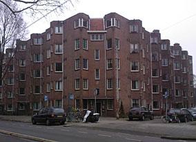 Woningen J.C. van Epen, Amstelveenseweg