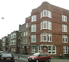 Amsterdam-Zuid, blok Kropholler