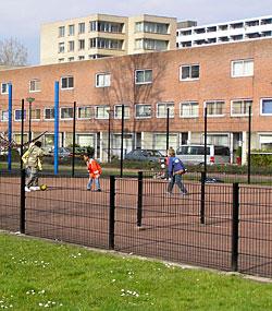 Nieuwbouw in de Bijlmer
