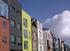 J.O. Vaillantlaan, IJburg