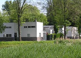 'Witte Dorp', architect Loerakker