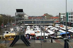 Markt op Plein 40-45, Slotermeer
