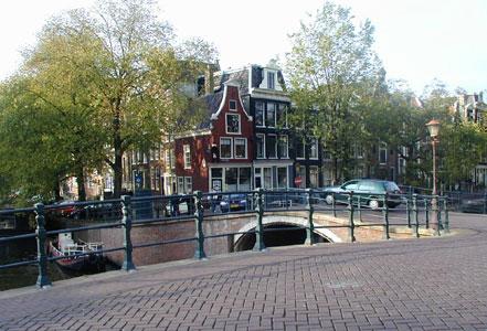 Grachtengordel, Amsterdam 17e eeuw