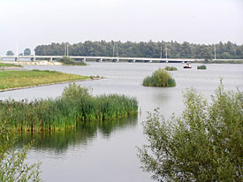 IJburg, waterlandschap
